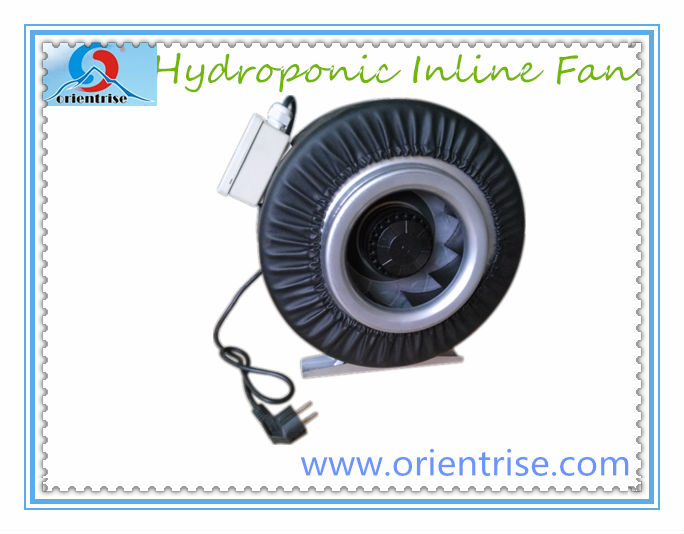 2015 Newest hydroponic ventilation Inline fan