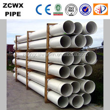 reliable pvc water pipe prices