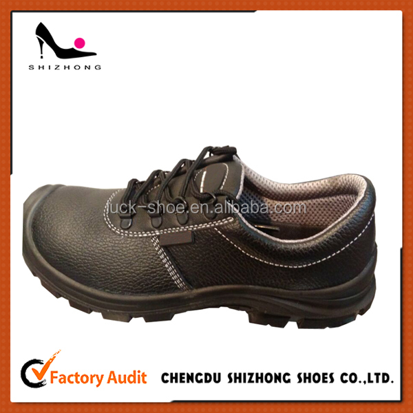 Classic Design Low Cut Safety Shoe Safety Footwear for Men