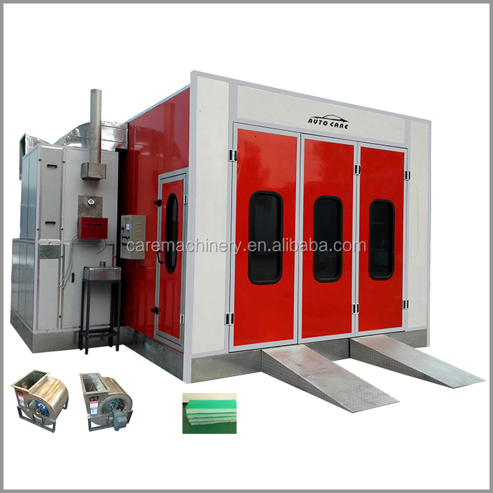 Large Size Car Painting Bus/Truck Spray Paint Booth For Sale