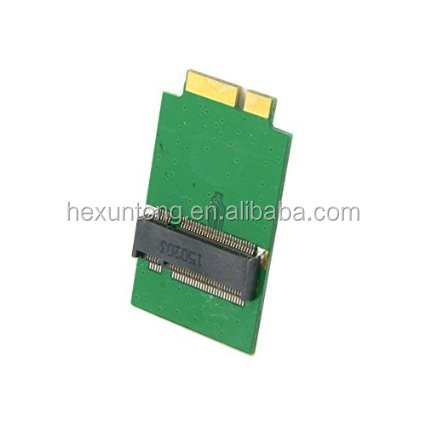 M.2 NGFF SSD adapter card replace Mac-Book 2010 2011 Air A1370 A1369 64G 128G 256G 512G SSD