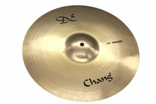 Hot Sale B20 Chang Cymbals DE Series For Drum Set Percussion