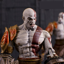 Toy model game series 7 inch flame ax edition kratos action figure