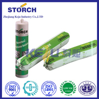 Mould-proof silicone sealant, high performance rtv msds silicone
