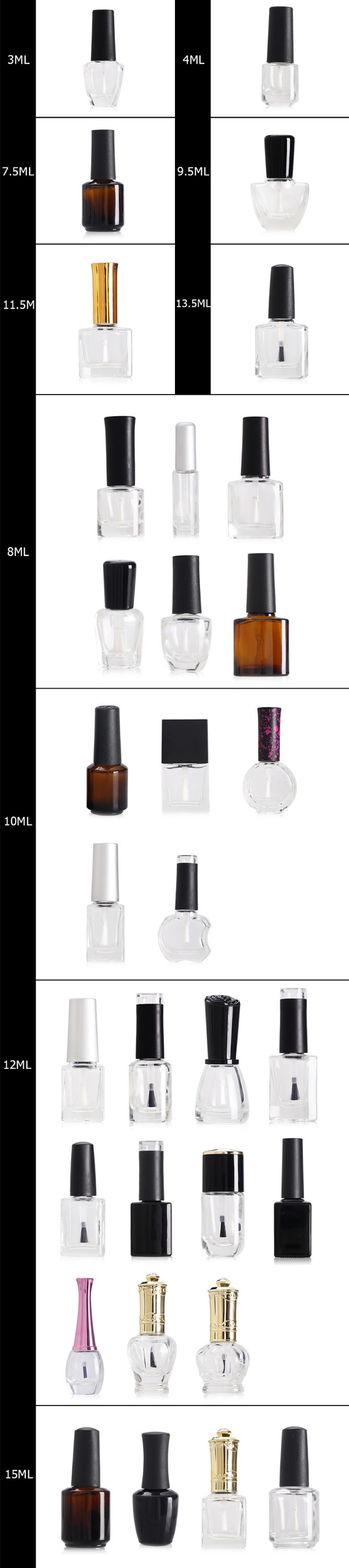 Unique with beautiful color popular UV & LED gel nail polish