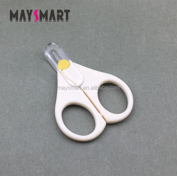 2017 High Quality Baby Safety Scissors