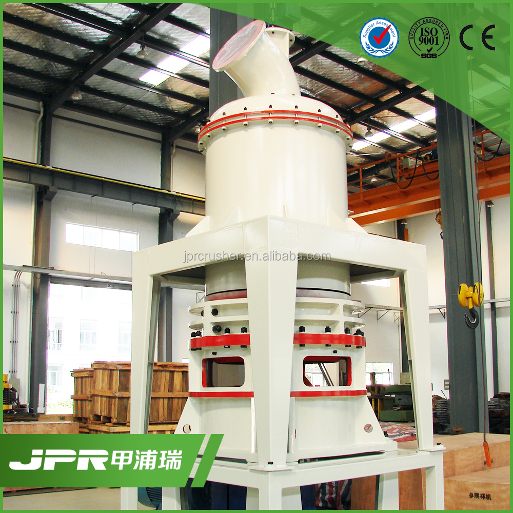 Complete set HGM 100L Fine grinding mill For grinding Marble or limestone 400 to 1500 mesh