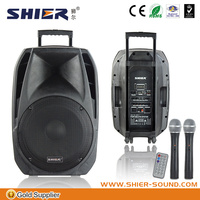 Professional active 2 1 multimedia speaker system