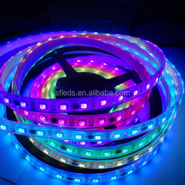 outdoor christmas decoration 5050 smd rgb led flexible hose light