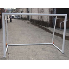 Customized aluminum 2.25x1.5 M folding football goal post