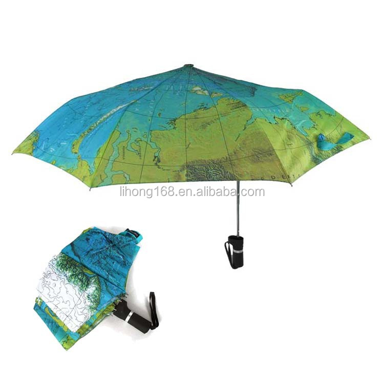 wholesale custom photo print Eccentric umbrella