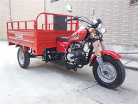 Big Power Hot Sale EEC Three Wheel Cargo Tricycle