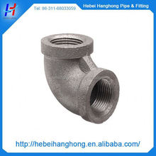 g i pipe fittings Stree Elbow