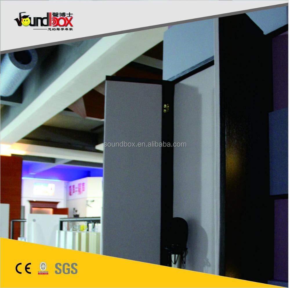 Decorative Sound Walls : Decorative sound acoustic wall panels for recording studio