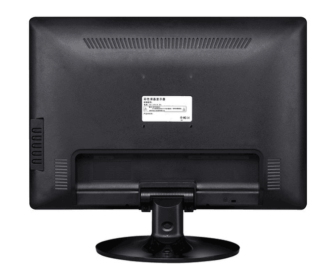 18.5 inch SKD LCD Monitor Case Plastic Material monitors shell case Custom case for Monitors Vesa Structure Thin Bezel