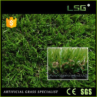Ultra reallistic artificial turf UV resistant polyethylene artificial grass synthetic turf