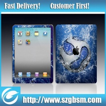 Colorful anti radiation for mini ipad skin sticker for sale
