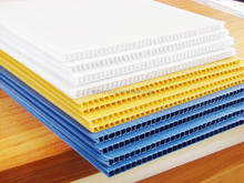 good quality cheap price plastic corrugated sheet /pp hollow board /polypropylene plastic core flute sheet