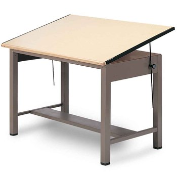 popular style Ranger 4-Post Drafting Table