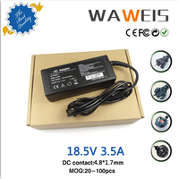 China online shop For HP Laptop AC Adapter 18.5V 3.5A 65W
