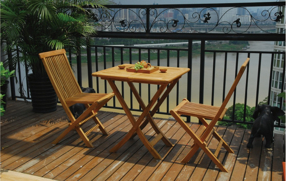 Bamboo chair garden furniture