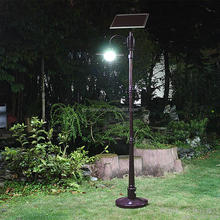 120W Super Bright Solar Powered LED Outdoor Garden Lights