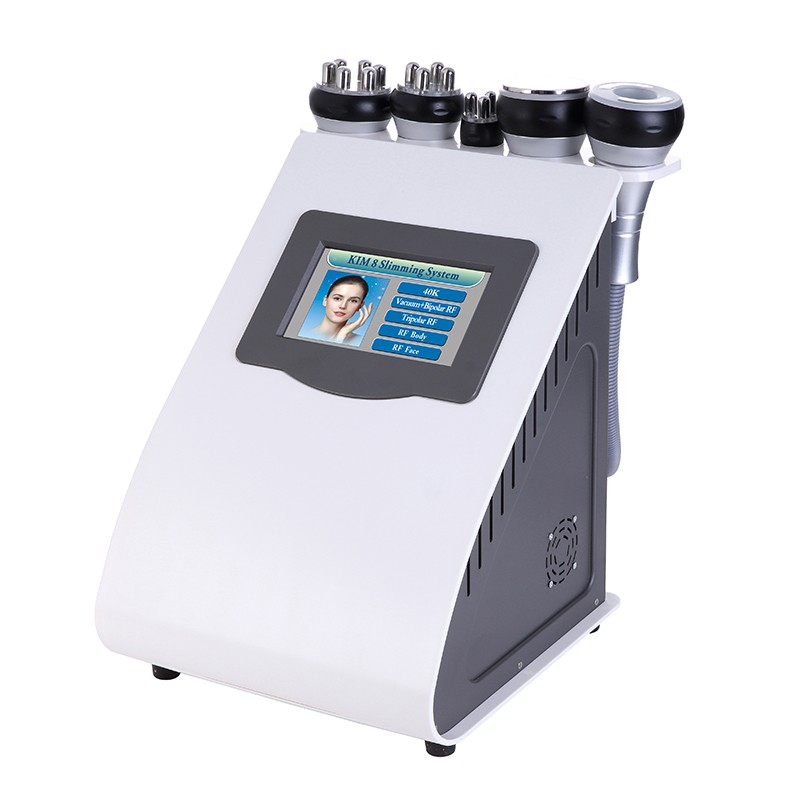 cellulite removal tripolar multipolar bipolar slimming cavitation rf machine