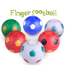 Finger Spinning Top Football Finger Top Basketball Spin Fidget Soccer Fingertip Toy