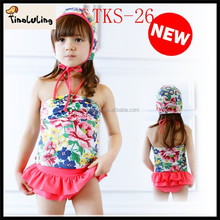 children swimwear 3 pcs with sexy thong bulk wholesale kids clothing
