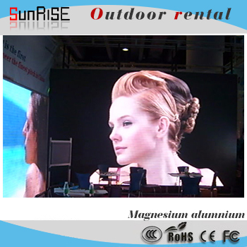 P3.81 P4.91 P6 P5.95 P7.8 P8.33 led display screen rental led diplay 500mm x 1000mm die casting cabinets