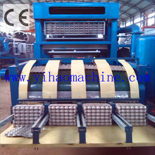CE2017 pulp molded making machine for egg tray waste paper
