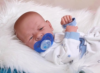 Vinyl 5 inch baby doll toys wholesale sleeping dolls