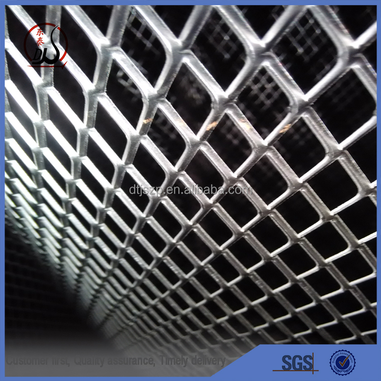 China Flattened Expanded Mesh/Flattened Mesh/Flattened Expanded Metal