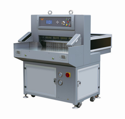 QZYX660 Digital display hydraulic paper cutting machine