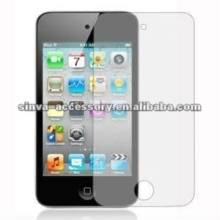 High quality waterproof ati-glare screen protector for iphone5