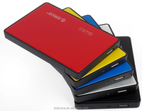 Ultra Slim USB 3.0 SATA External 2.5 inch HDD Enclosure with different color