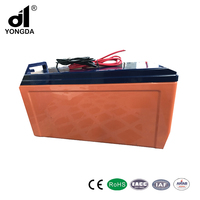 Cheap price 12v 200AH Deep cycle Lead Acid solar GEL AGM rechargeable battery