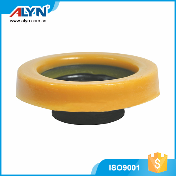 All types yellow rubber toilet bowl wax rings gasket