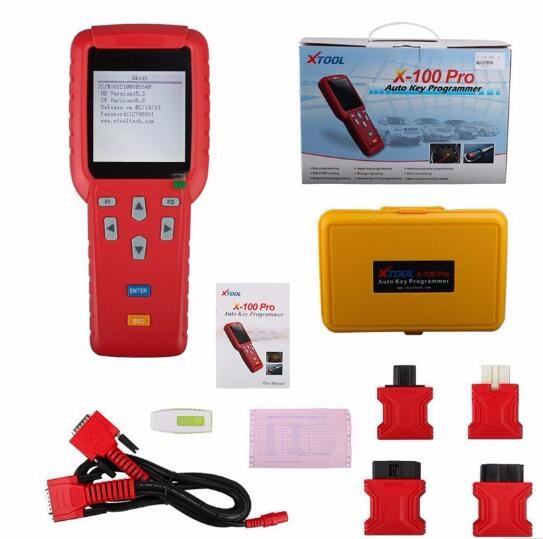 Original XTOOL X100 PRO Auto Key Programmer X100+ Updated Version X-100+ X100 Plus Auto Key Programmer X100 Pro Key Programmer