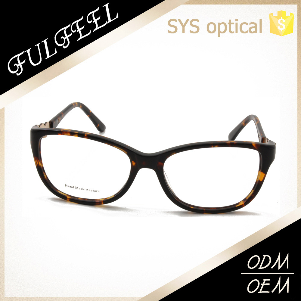 Eyeglass Frame Oxidation : Women Special Design Fashion New Model Eyeglass Frame ...
