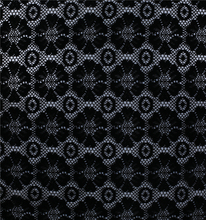 New arrival embroidery sequin cord polyester lace fabric