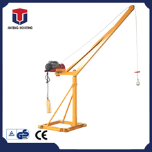 Distributors Wanted 200kg lifting tool hoist price mounted on pickup marine folding crane