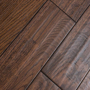 Stained Fingerjoint Solid Oak Wood Flooring
