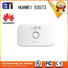 4G HUAWEI Router E5573 Original 4G 150Mbps Unlock LTE FDD wireless Mobile WiFi Router 4G Pocket WiFi modem