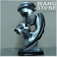 Stainless Steel Polished Kiss Wholesale Mexican Metal Art