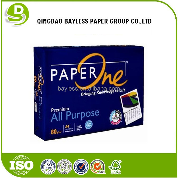 Competitive price a4 copier paper malaysia