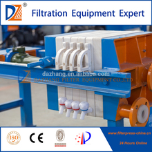 Small Hydraulic Filter Press