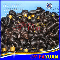 2014 Sell best Superior Quality Shedding Free 6 A Grade brazilian loose deep wave hair weave