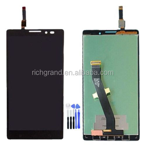 LCD Display Touch Screen Digitizer Assembly For Lenovo Vibe Z K910 Repair parts