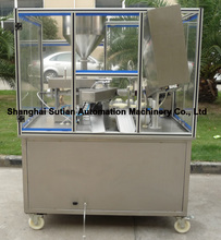 MTGF-25 automatic ultrasonic toothpaste tube filling and sealing machine